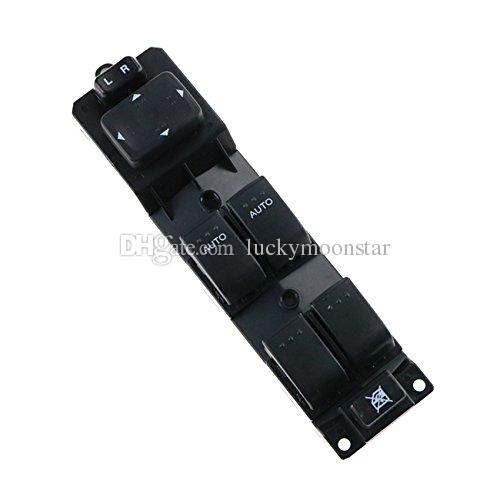 GS3L-66-350 Front Left Power Master Control Window Switch For 2007-12 Mazda CX7