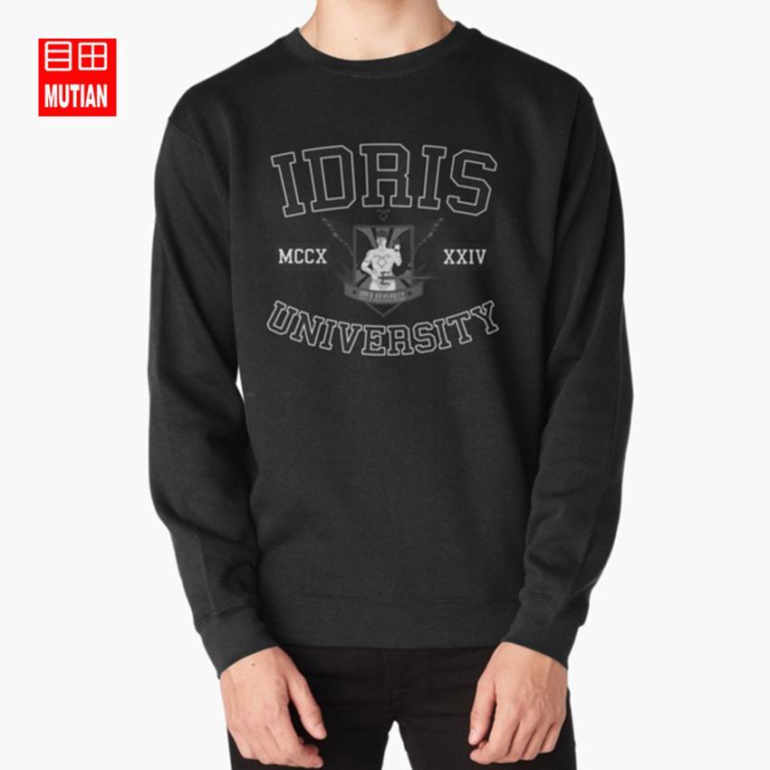 Idris University hoodies sweatshirts the mortal instruments shadowhunters city of city of ashes glass