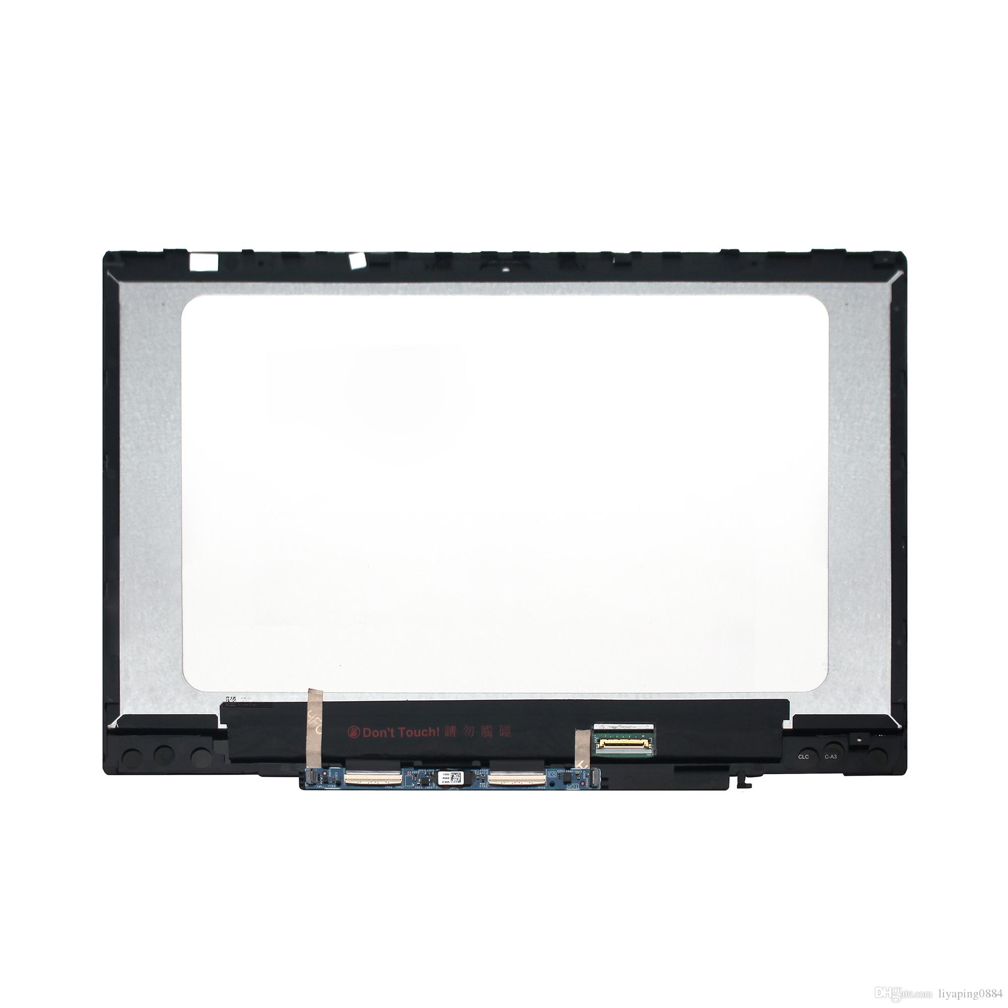 L20553-001 L20559-001 Nuovo originale completa HP X360 14,0 '' LCD HD LED Touch Screen Digitizer Assembly Bezel
