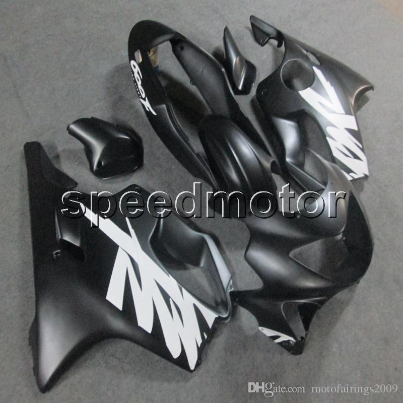 23colors+Gifts Injection mold black motorcycle cowl Fairing for HONDA CBR 600F4 1999 2000 CBR600 F4 99-00 ABS plastic kit