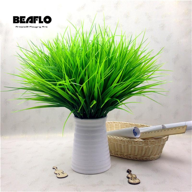 decorative baskets dried flowers small baskets country basket.htm 2019 artificial plastic 7 branches grass plant fake flower wedding  grass plant fake flower wedding