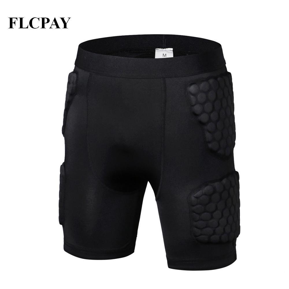 New Short Basket Shorts Jersey Tight Football Jerseys Protezione del corpo maschile protettivo protettivo Gear Crash Shorts