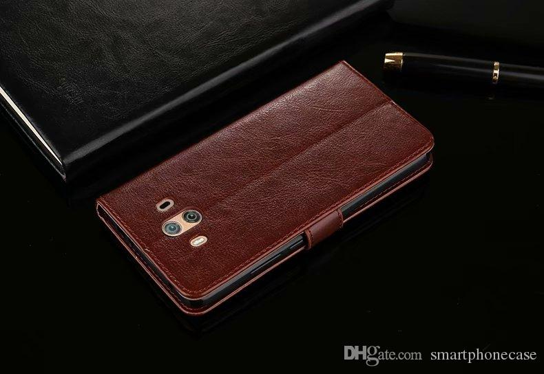 Nostaglic Classical Ultra Thin Fashion Cover Slim Flip Luxury Original Leather Case For Huawei Honor 30