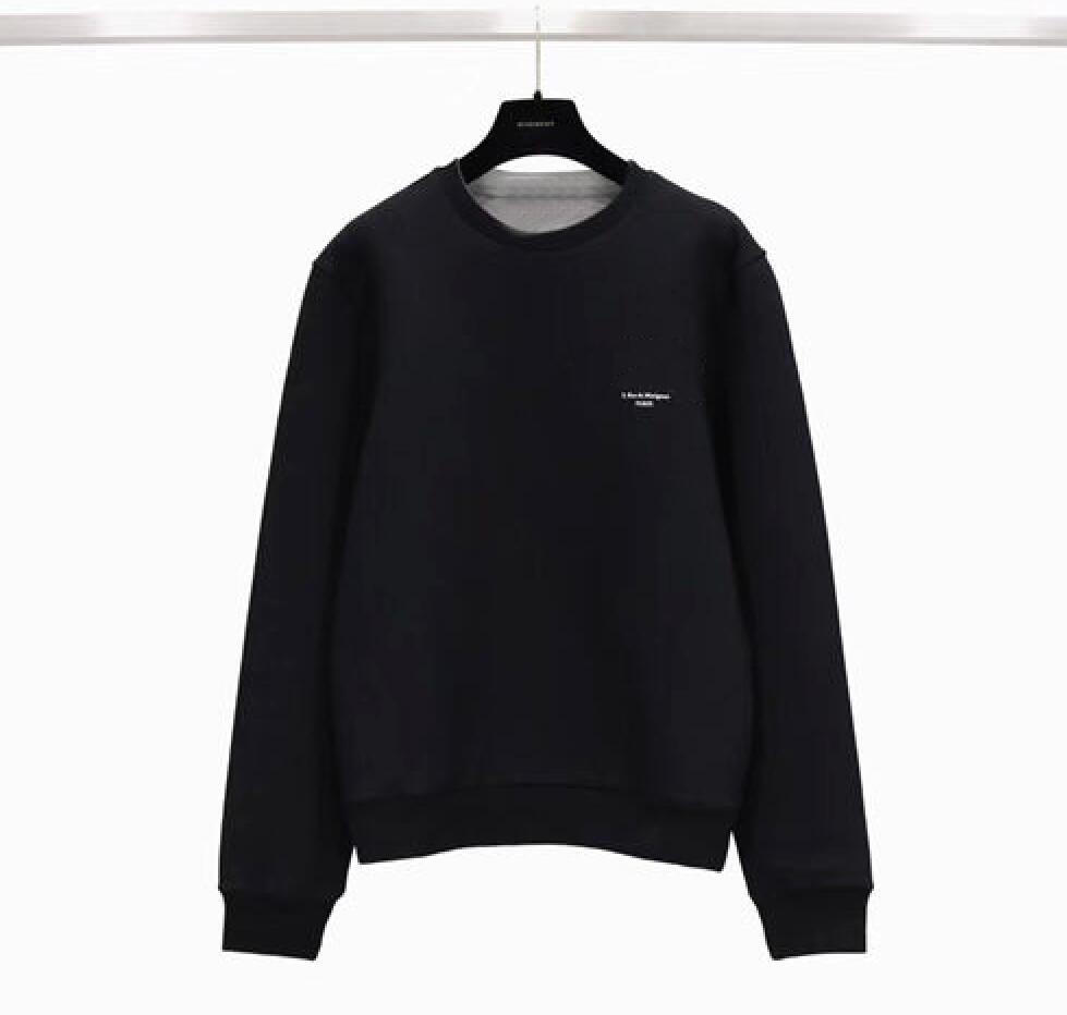 패션 망 까마귀 봄 antumn 뜨거운 판매 스웨터 까마귀 남자 여성 커플 편지 인쇄 최고 품질의 스웨터 긴 소매