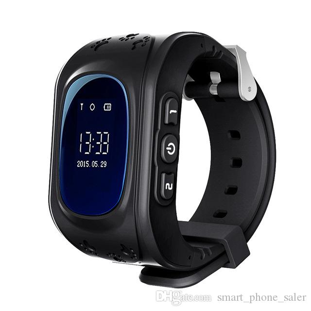Q50 GPS LBS Smart Watch Kids Aged Smart Wristwatch Passometer SOS Call Location Finder Smart Bracelet Support 2G LTE Watch For Android IOS