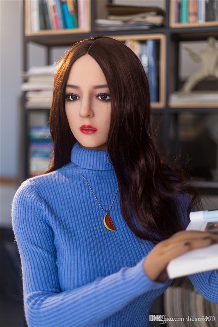 Amazon Dolls Vendita sesso Silicon Hot Sex 168 cm per giocattoli Masturbarsi Uomini adulti Lifelike per Doll Man Rppmd