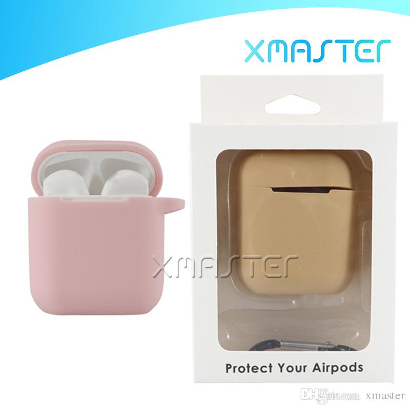 2020 For Apple Airpods 1 2 Case Full Protective Fashion Cartroon