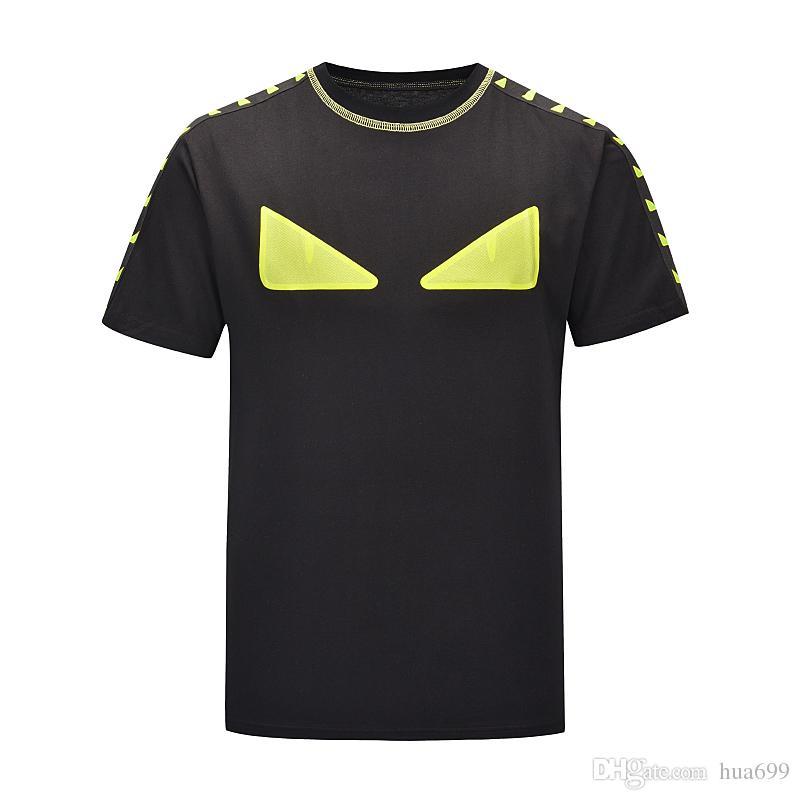 رجل مصمم تي شيرت الرجال تي شيرت ملابس رجالي الصيف عارضة طاقم الرقبة مشروط قصيرة الأكمام عالية الجودة موضة القميص للرجال الحجم M-3XL