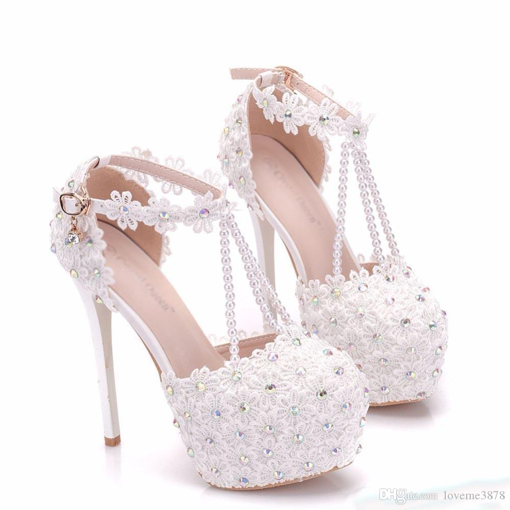 Bombas de casamento de moda sexy sapatos de salto alto alta placa forma de laço sandálias de flores mulheres sandálias de verão