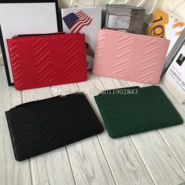 Оптовая Высокого качество кожи Мужская сумка, елочки стежок, волнистый кожаный мешок, итальянские импортированы коровий, 8 цветов, 30см Большого кошелек 443128