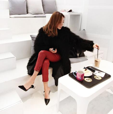 Brasão Vetement 2019 das mulheres do inverno da pele do falso Artificial Fur Overcoat Jacket Furry Femme Plus Size Falso Furry Outwear Z293