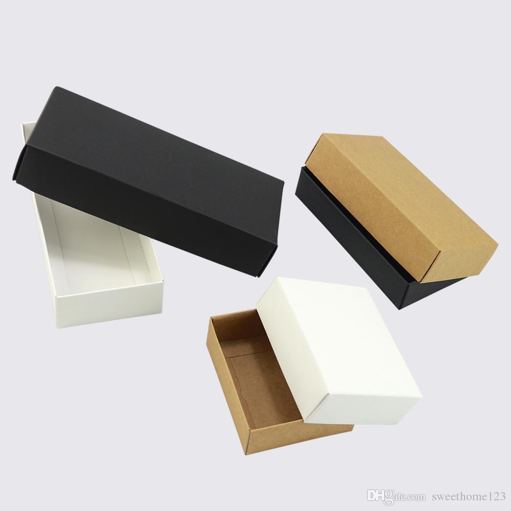 Logotipo personalizado cajas de embalaje para ropa Display Electronics Pizza Regalo Craft 10 tamaños Tamaño personalizado disponible