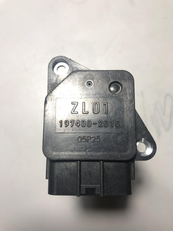 OEM 197400-2010 Kütle Hava Akış Ölçer MAF Sensörü ZL01 Mazda 2 3 5 6 MX-5 Için