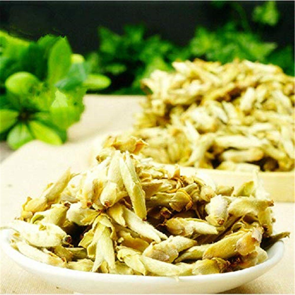 100g Ham Puer Çay Yunnan gevşek beyaz Puer Çay Organik Pu'er Eski Ağacı Yeşil Puer Doğal Puerh Çay Fabrikası Direkt Satış