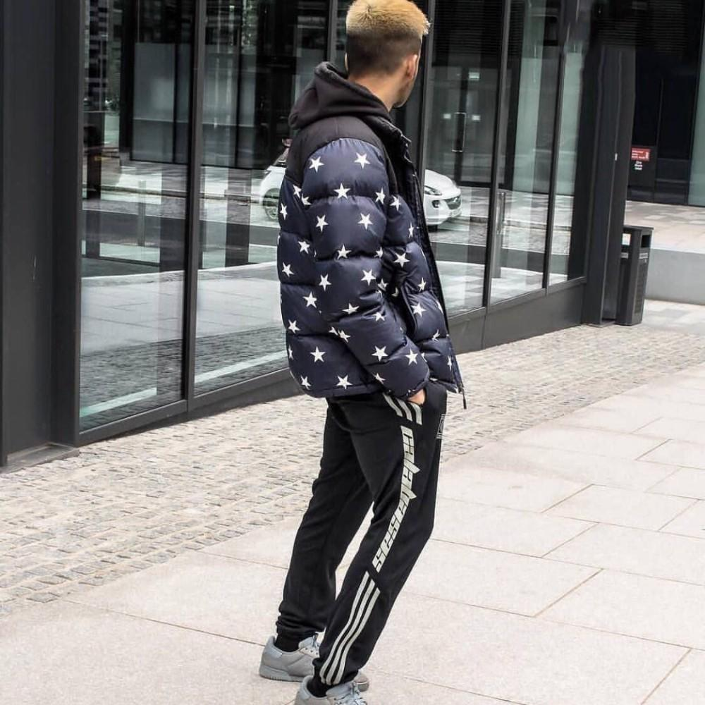 2019 Season6 Calabasas TrackPants Coconut Loose Beam Pants Men And Women High Quality Black And Grey Pants HFBYKZ072 From Amy_studio, $29.81 |