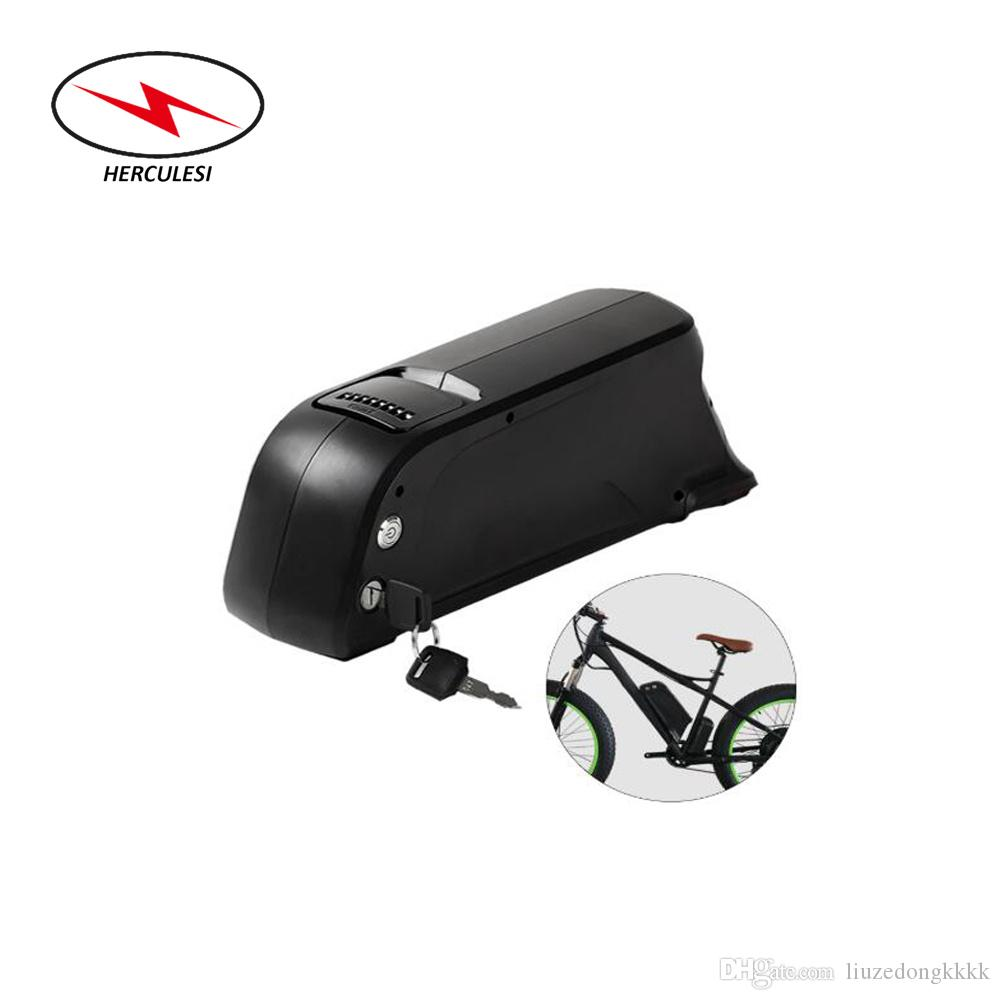 Rechargeable 18650 3.7V 2000mAh Battery Cell Lithium Ion Battery Pack Dolphin Type Electric Bike Battery 36V 8Ah With Charger