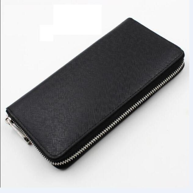 واحدة رشيق مصمم محفظة محفظة إمرأة مصمم حقائب اليد المحافظ مخلب محافظ حامل جلد مصمم بطاقة محفظة الشحن مع مربع