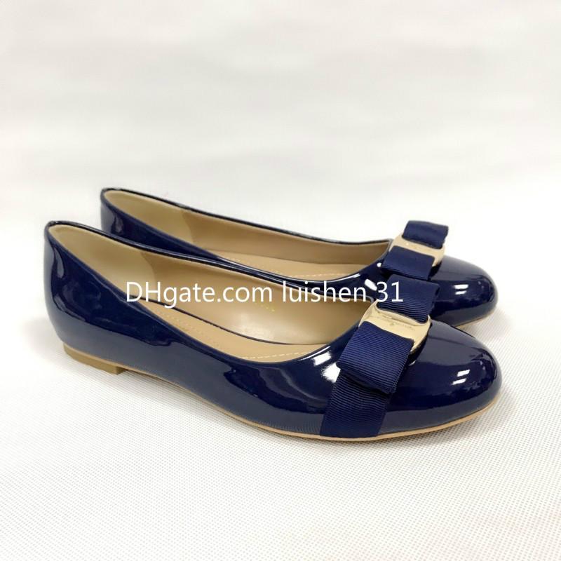 Women Designer Shoes Flats Brand