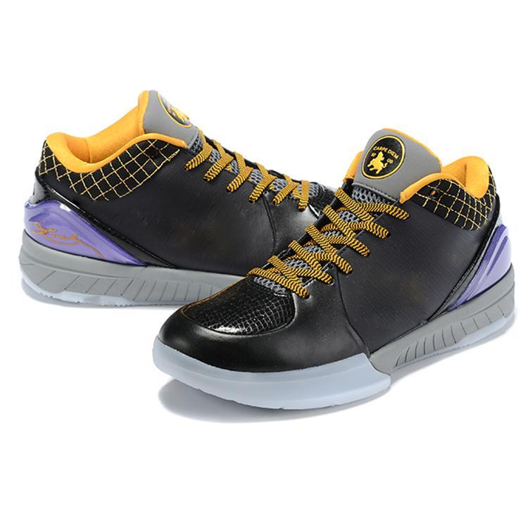 남성 5 카르페 디엠의 고급 교육 스니커즈 MVP 스포츠 신발을 실행하기위한 정 농구 신발은 일 델 솔 고품질 남자 신발 우리 7-12 초안