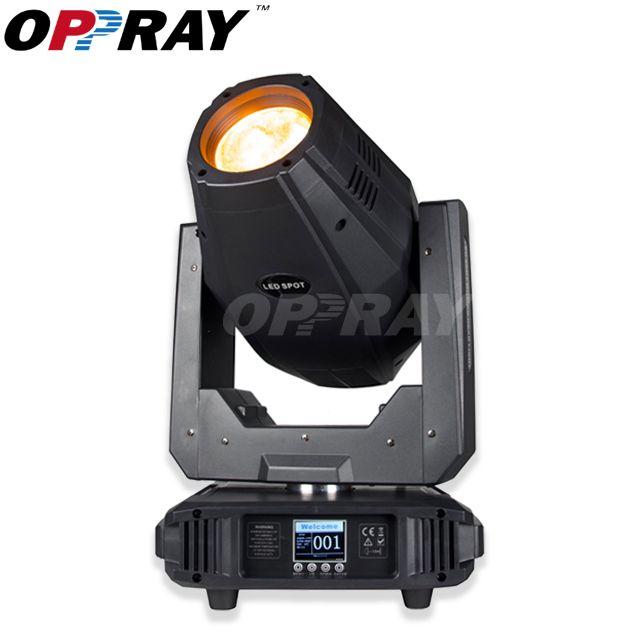 Yeni üretmek 300 W LED hareketli kafa spot ışık 450 w yüksek Güç DJ ekipmanları sahne / bar / disko LED ışık