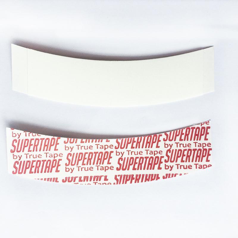 10bags / الكثير C كونتور SUPERTAPE 36 قطعة لكل لوط سوبر الجودة مقاوم للماء الشريط الشعر شعر مستعار الشريط تلح الشريط