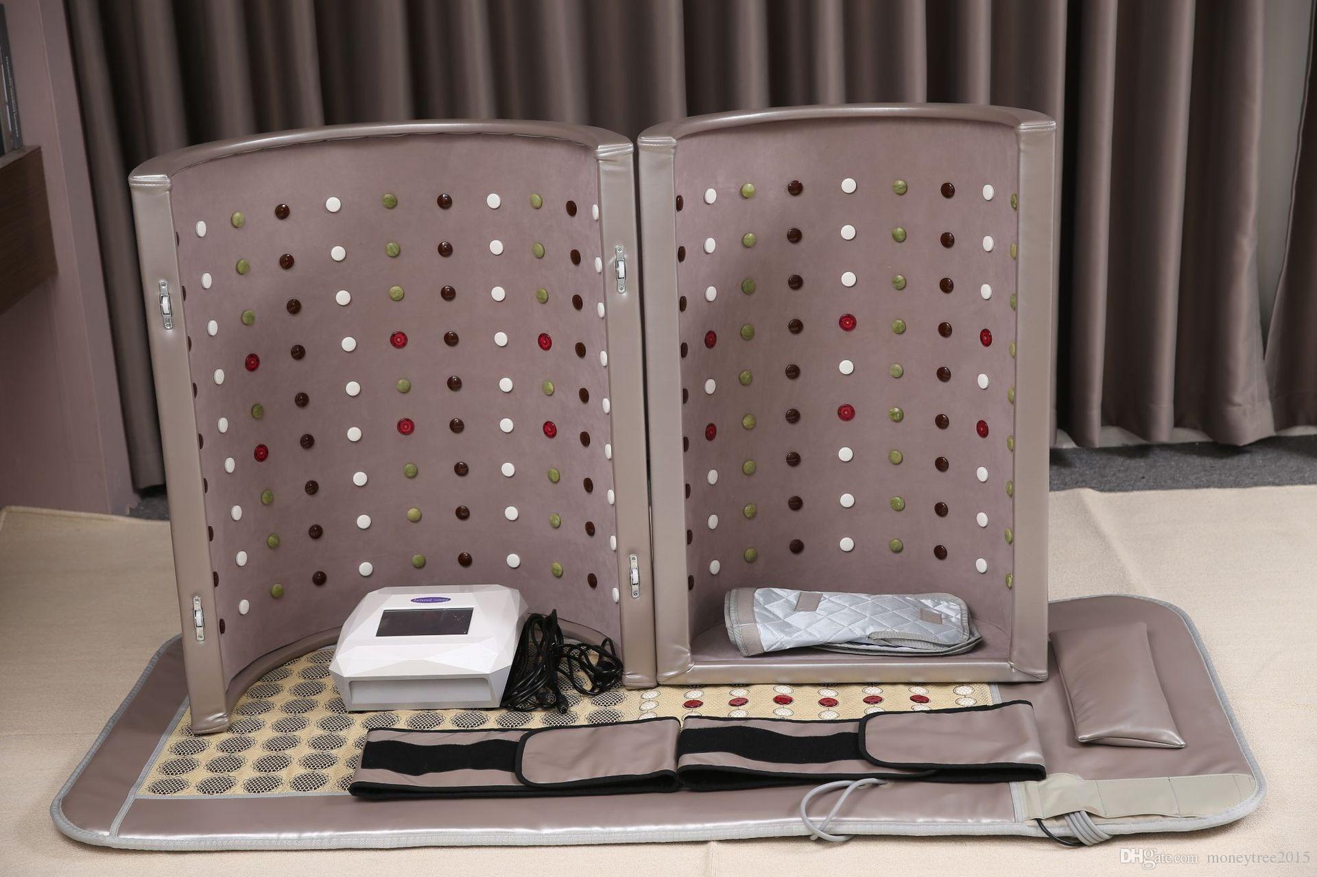 2019 SıCAK Uzak Kızılötesi Dome Sauna Etkili Vücut Zayıflama Sağlık zayıflama kapsülü