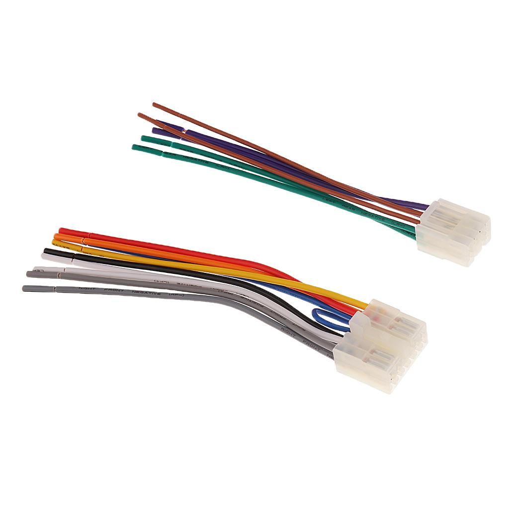 [NRIO_4796]   Car Stereo Wire Audio Wiring Harness Adapter Car Subwoofers Car System Audio  From Sharplace, $5.21| DHgate.Com | Car Audio Wiring Harness |  | DHgate.com