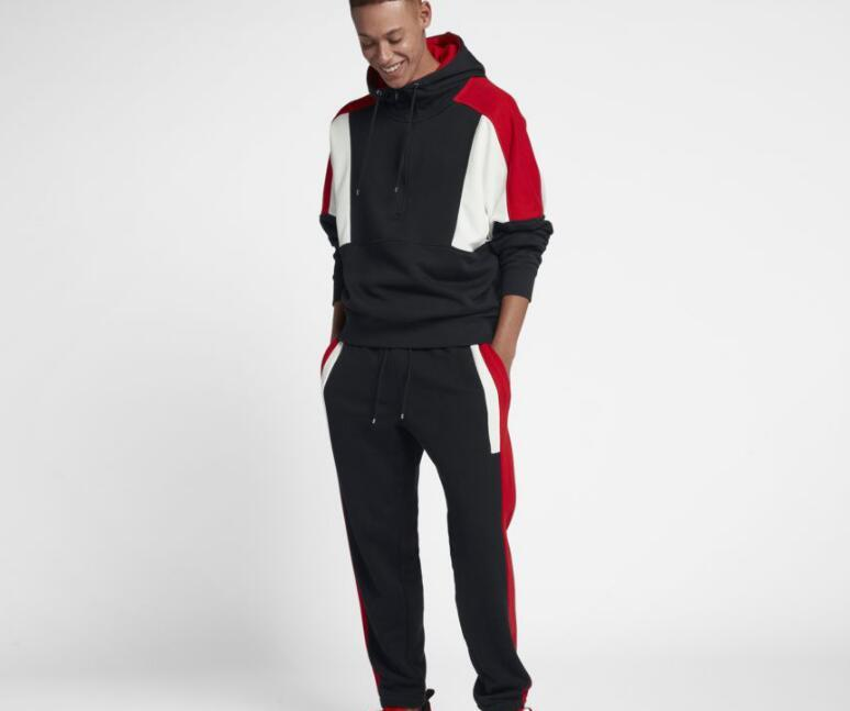 Fashion-Brand Designer Mens Tracksuits Jacket+Pants Clothing Fashion Casual Style Autumn Winter Long Sleeve Tracksuits