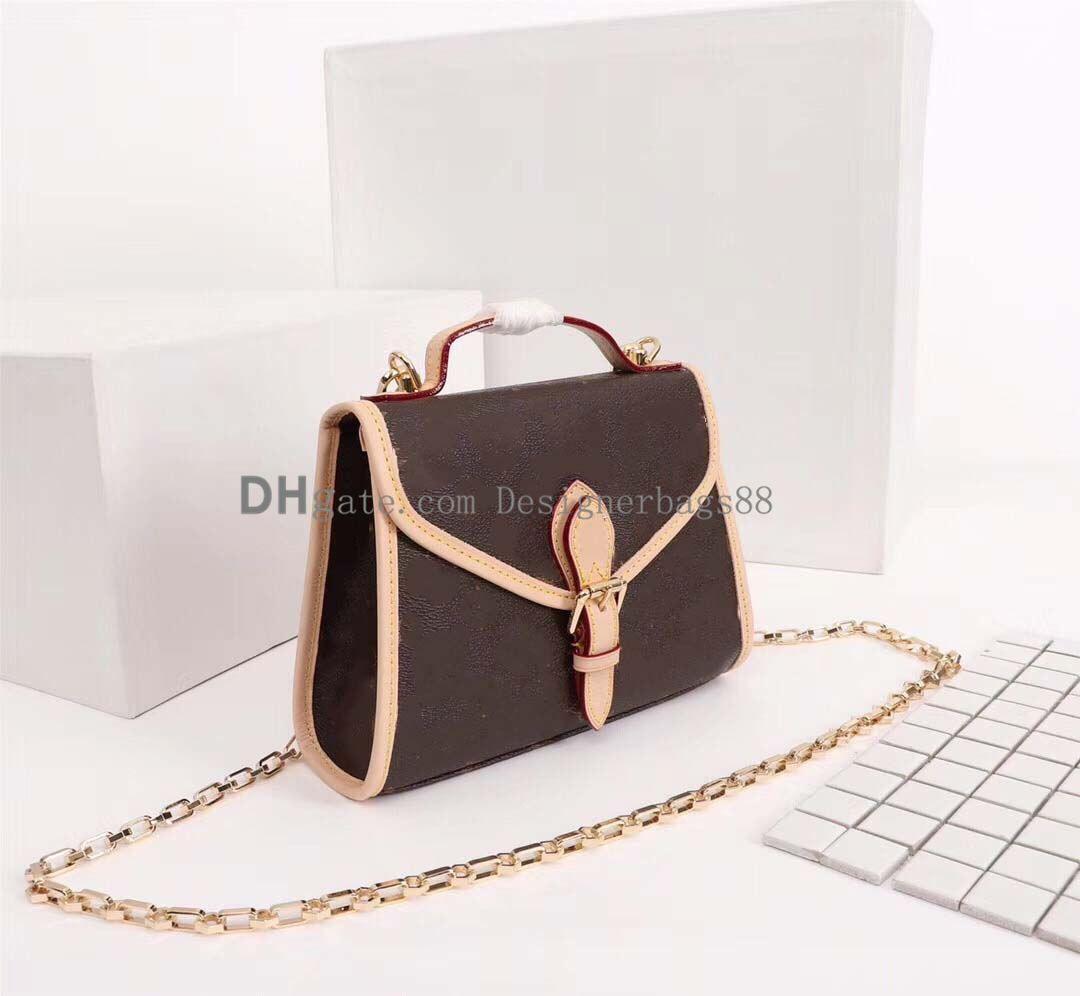 venta caliente empaqueta los bolsos de hombro famosa marca mujeres de los bolsos de cadena de cuero real crossbody alta calidad crossbag femenino del monedero famoso