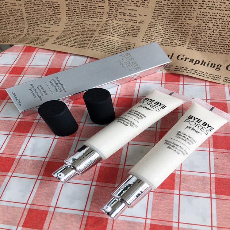 العلامة التجارية BYE BYE المسام التمهيدي مؤسسة التمهيدي 1069 30ML النفط poreiess مجانا الجلد سيروم التمهيدي أعلى مستوى من الجودة