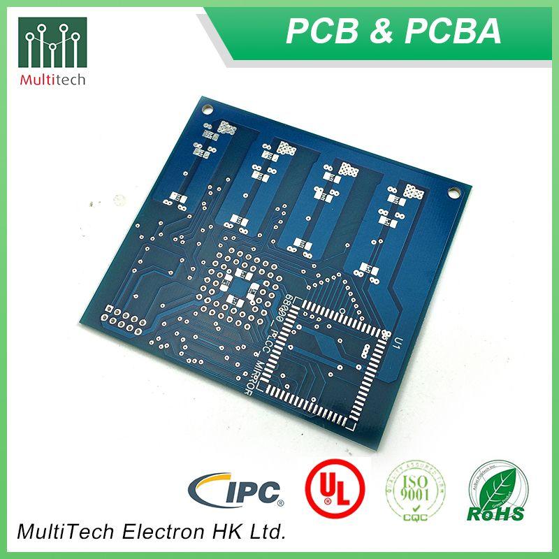 PCB protptype السريع بدوره تلفيق 24H خدمة المعجل المصنعة PCB