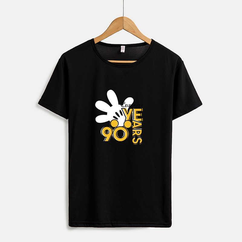 Moda camisetas para los hombres de los hombres del nuevo del verano y las mujeres del estilo camiseta Casual Streetwear camisetas para hombre Top Clothes Tamaño de 4 colores M-4XL
