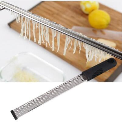 Cheese Grater Tools Stainless Steel Lemon Zester Fruit Peeler Kitchen Gadgets Grater Zester Kitchenware Tools Kka6454 Best Kitchen Gadgets For Healthy