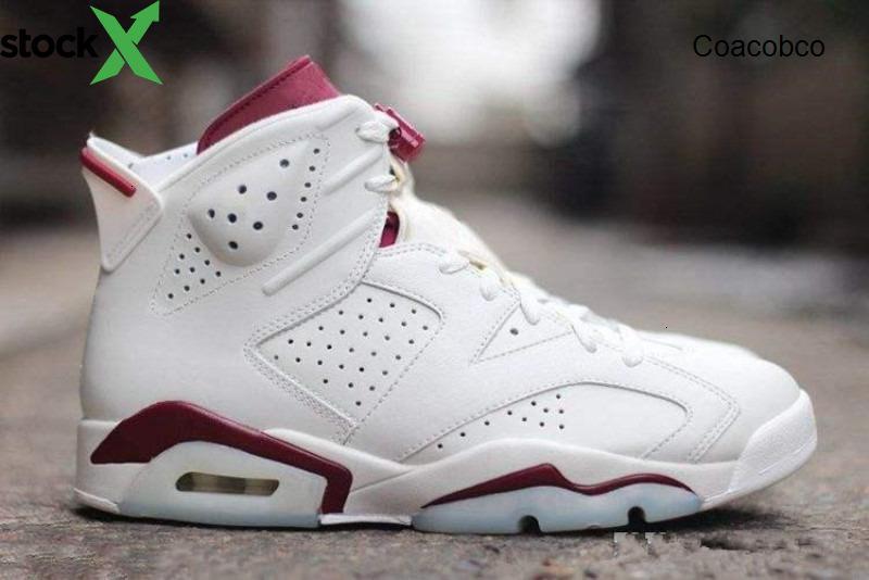 Os mais recentes de alta qualidade 6 Trigo Homens S Jordon tênis de basquete Sneakers 6s sapatos Basket Ball Sports Sneaker Size 40-47