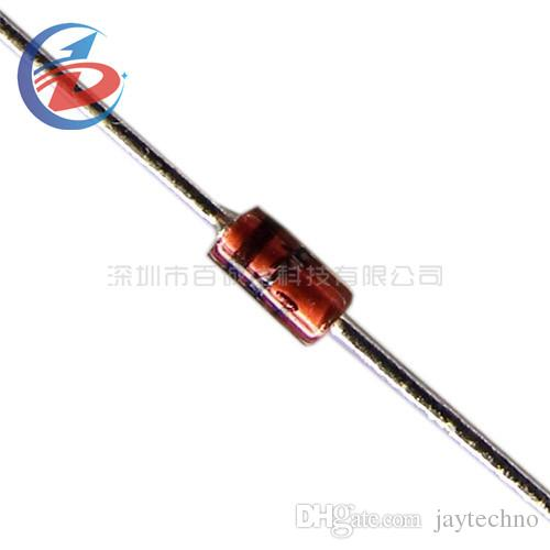 1N4749 Zener diode in-line glass 1W 24V a package = 250 Electronic Component IC Chip IN4749A