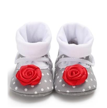 2020 nuevo juego del niño muchachas de los bebés de diseño linda del animal de arranque suave Sole bebé botines otoño invierno para 0-18M