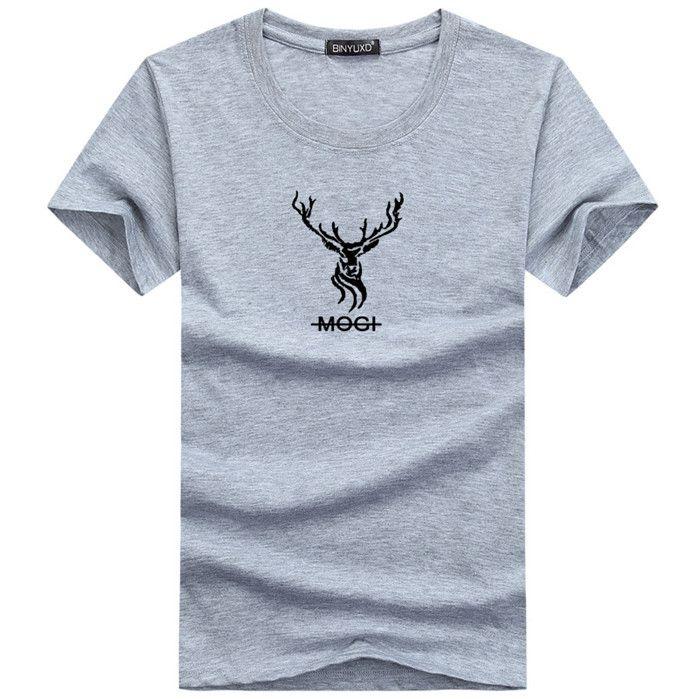 Marken-Kleidung 5 Farben O-Ansatz T-Shirt Männer-T-Shirts Mode Fitness beiläufige für Männer T-Shirt 5XL Freien Verschiffen Y3