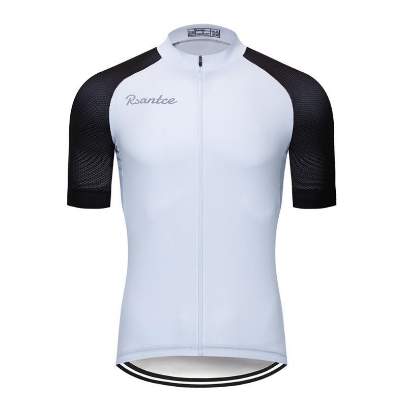 Rsantce 2020 Велоспорт Джерси Mtb велосипедов Одежда велосипед носить одежду Коротких Майо Bicicleta Roupa Ropa De Ciclismo Hombre Verano