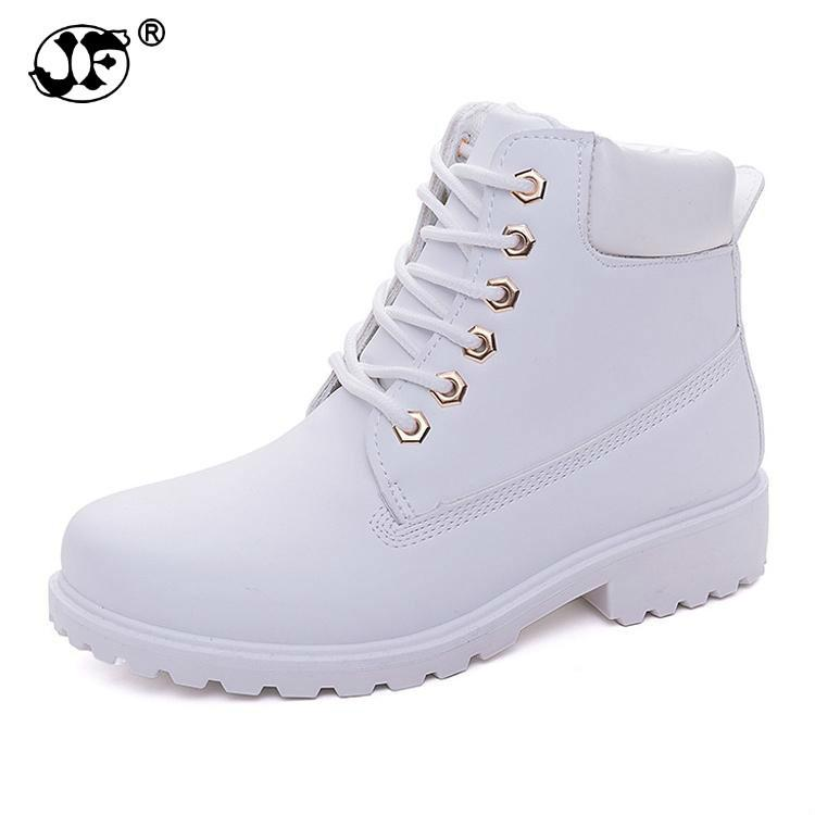 autumn winter women ankle boots new fashion woman snow boots for girls ladies work shoes plus size 36-41 hjn89