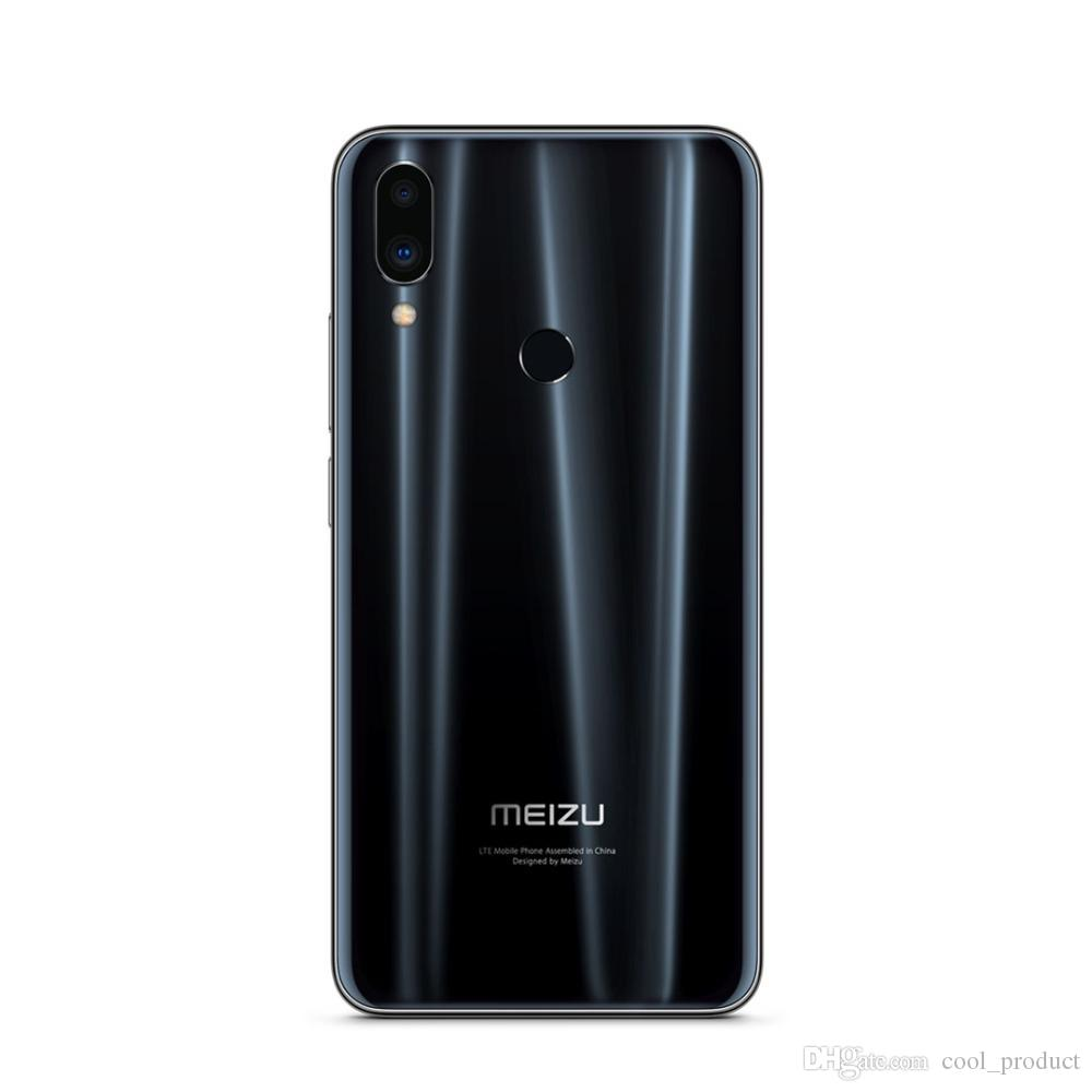 """Original Meizu Note 9 4G LTE Cell Phone 4GB RAM 64GB 128GB ROM Snapdragon 675 Octa Core Android 6.2"""" 48MP Fingerprint ID Smart Mobile Phone"""