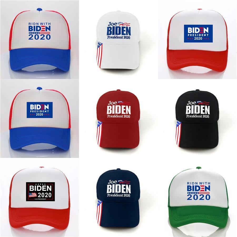 I'M A deplorable Biden 2020 Estilos gorra de béisbol Dark_Blue hombre y para mujer del camionero Custom Design Your Own Sombreros # 147
