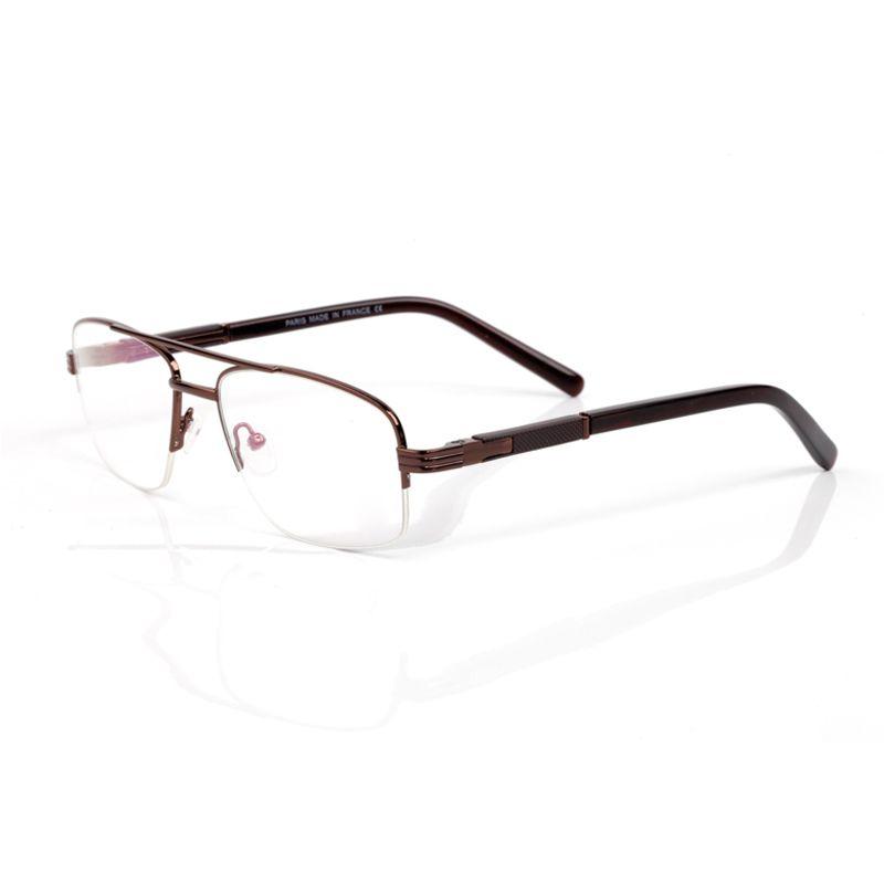 vidrios eyewear sellos Los vidrios de la lente marco cuadrado en gafas de sol para mujer completa rectángulo marco de los vidrios marco colgante Square