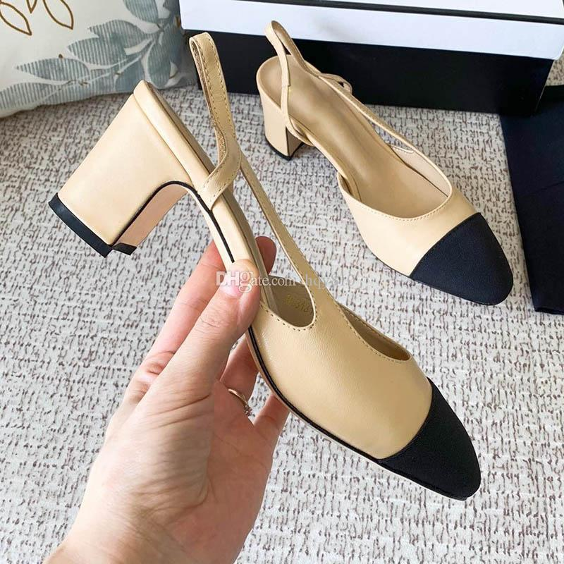 sandales femmes en cuir véritable chaussures design de luxe classique de haute qualité doublure en peau de mouton de la cheville-Wrap taille Modèle RZ01 35-40