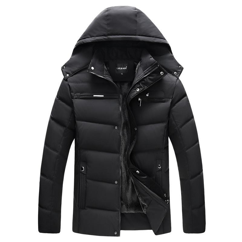 homme coton rembourré vêtements épaississent coton rembourré jacketWinter manteau s-2xl119