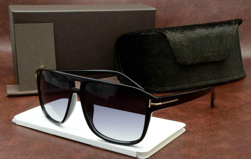 Großhandels-Top-Qualität neue Art und Weise Sonnenbrille für tom Mann eine Frau Brillen Designermarken Sonnenbrillen ford Objektive mit Box 5178