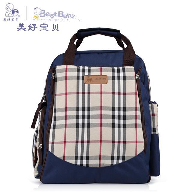 حفاضات الطفل على ظهره حقيبة مصمم أكياس حفاضات لأمي الأم حقيبة الحفاض الأمومة لملحقات مجموعة حقيبة