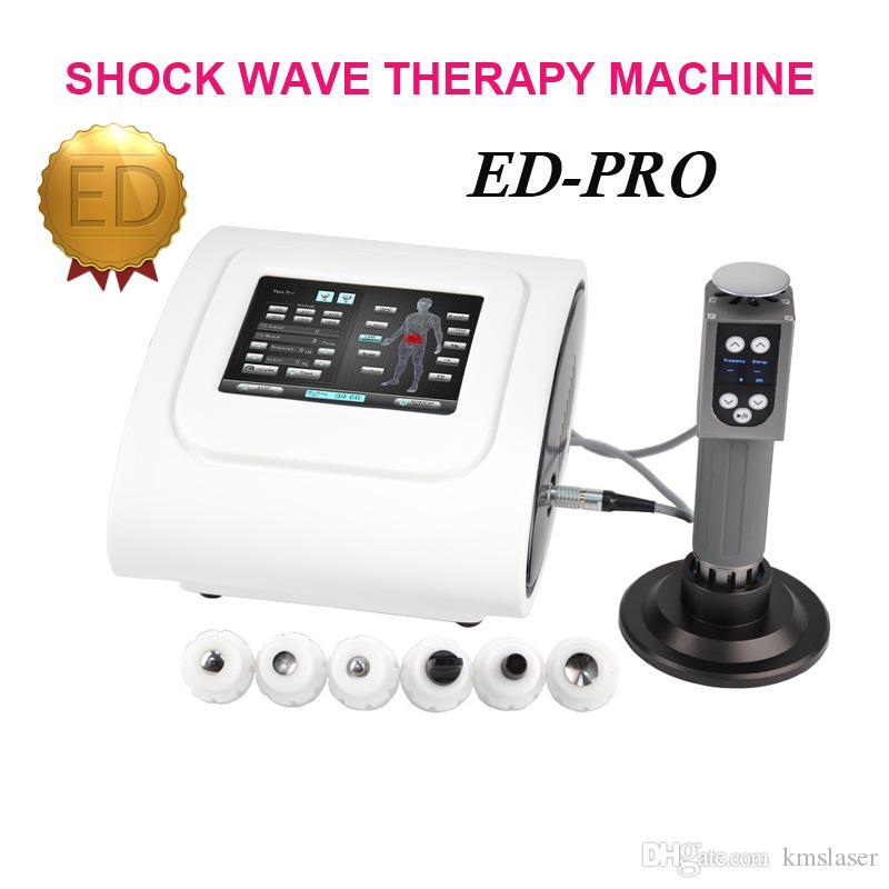 Top qualidade Gainswave equipamentos de terapia de ondas de choque portátil de baixa intensidade máquina de ondas de choque para ED articulações tratamentos de dor