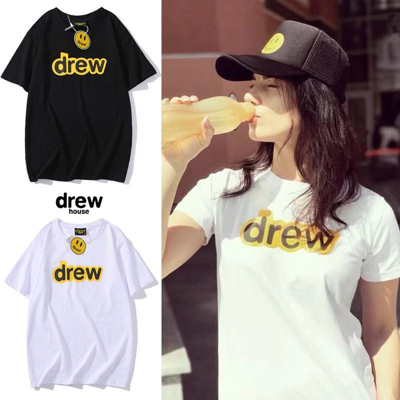 2020 Yeni Geliş Marka tasarımcı Erkekler Kadınlar Tişört Sıcak Satış Yaz Gömlek Moda unsex Yaz Kısa Kollu Asya Boyut M-XL 20051404W Tops