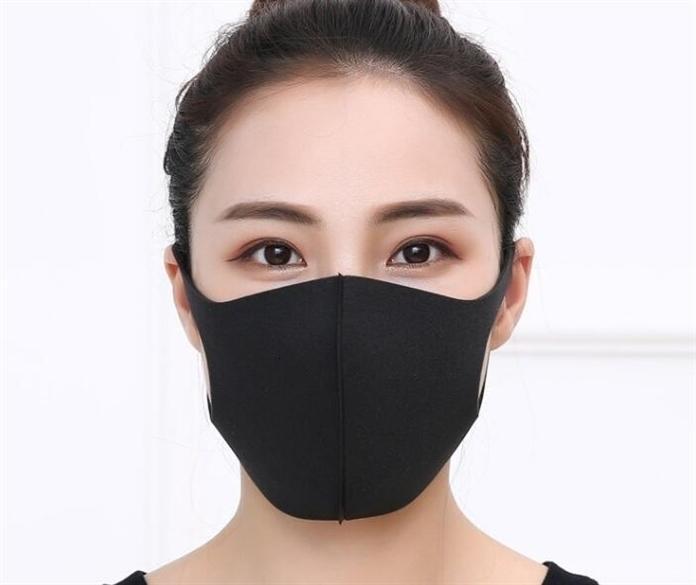 Zljn 2020 New En stock! Adulte et Enfant Visage Bouche Couverture PM2,5 Masque anti-poussière lavable réutilisable de glace en soie coton de tissu Outils Masques