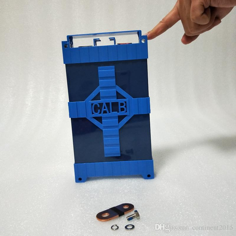 8pcs Free Shipping CALB 3.2V 72Ah L135F72 CAM LiFePO4 Battery Cell Prismatic Batteries